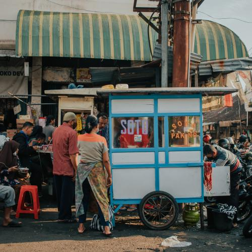 Best dishes to eat in Indonesia
