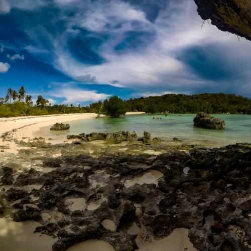 À la découverte de l'île de Rote