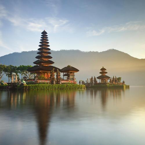 Bali, the island of Gods