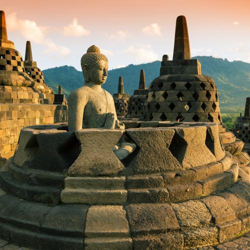 Java - Bali - Îles Gili