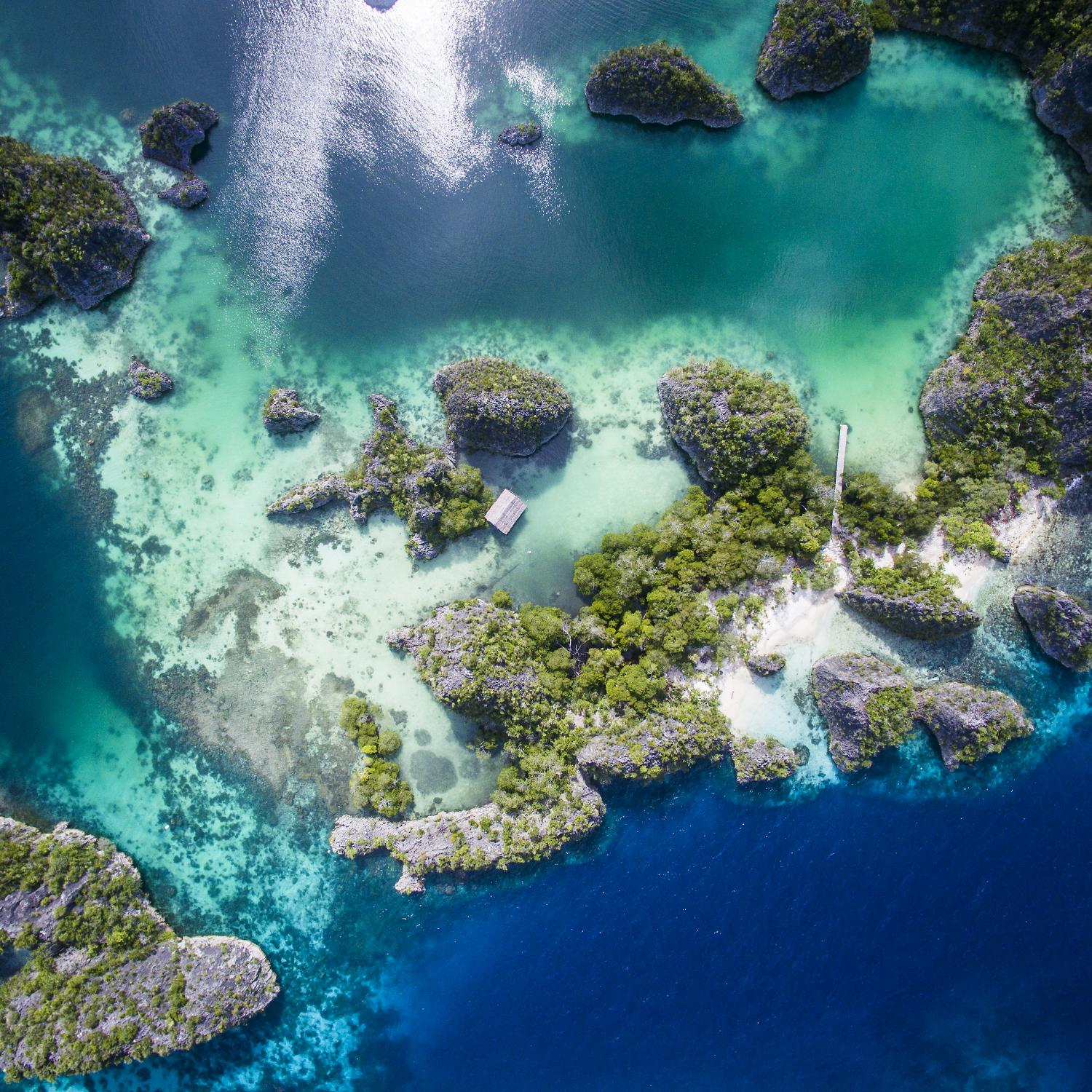 ENCHANTING HONEYMOONS IN INDONESIA