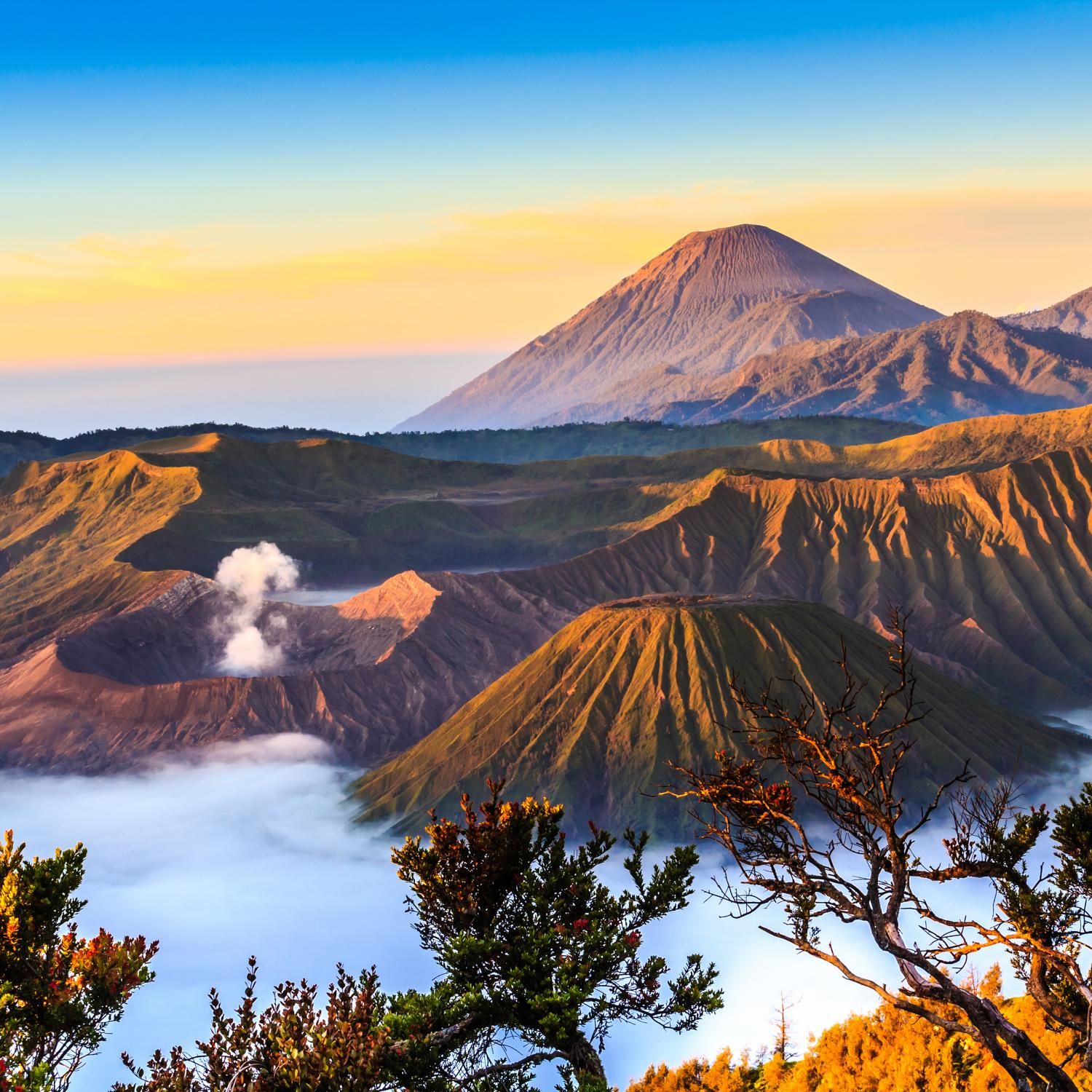 Exotic Indonesia. Customized trip to Indonesia.